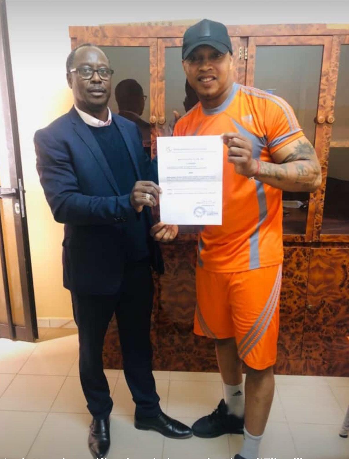 diouf conseiller1 - Senenews - Actualité au Sénégal, Politique, Économie, Sport