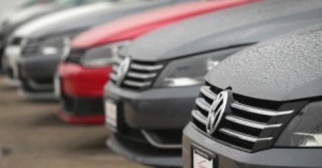 Dispositif de trucage Volkswagen: 11 millions de véhicules dans le monde équipés