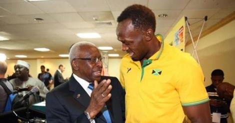 Image - Affaire Lamine Diack : Bolt est «choqué et déçu»
