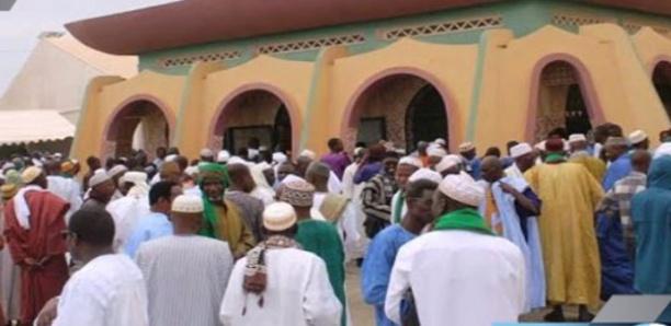Gamou : Des milliers de fidèles attendus à la mosquée Omarienne