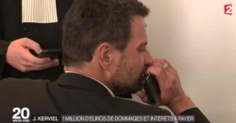 Jerome Kerviel Doit Verser 1 Million D Euros De Dommages Et Interets