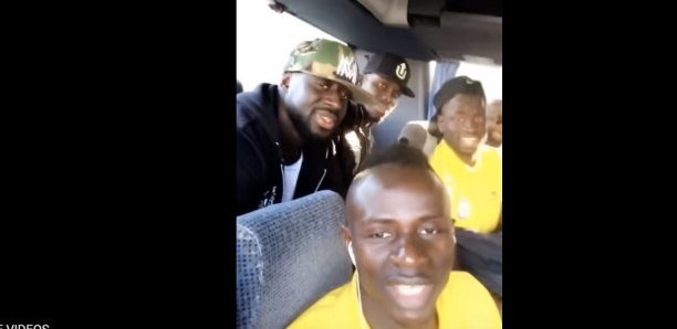 Sadio Mané raille ses coéquipiers et dévoile une autre de ses facettes