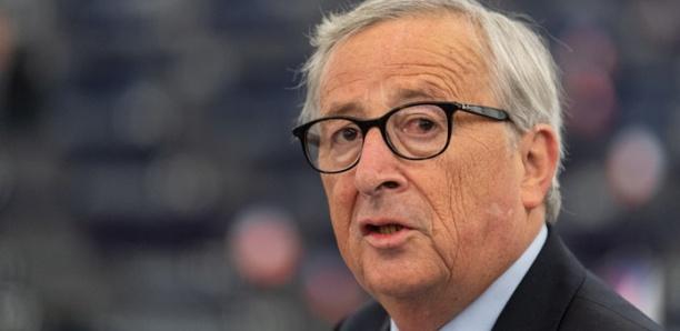 """""""Le risque d'un no-deal est très réel"""", prévient Juncker"""