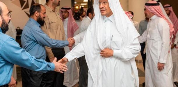 L'Arabie en passe de restaurer un tiers de sa production de pétrole