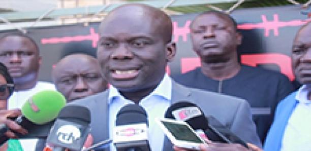 Malick Gackou du C25 : « Macky Sall veut nous imposer une dictature »