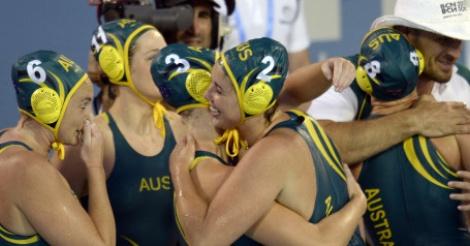 L'équipe australienne de water-polo en quarantaine avant le début des Jeux