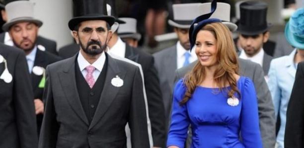 La princesse Haya Bint al-Hussein, épouse du souverain de Dubaï a fui son mari et se cache à…