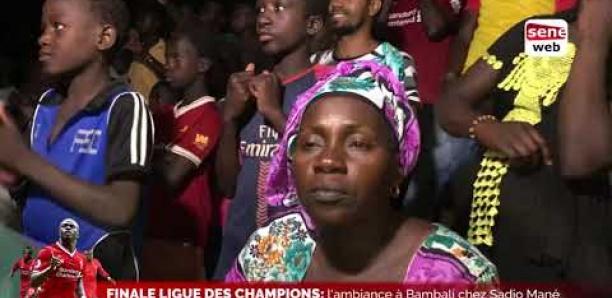 Finale Ligue des champions : Les images d'une folle journée chez Sadio Mané à Bambaly