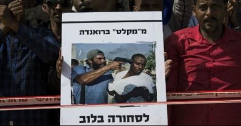 Israël : le gouvernement Netanyahou a démarré l'emprisonnement des migrants africains