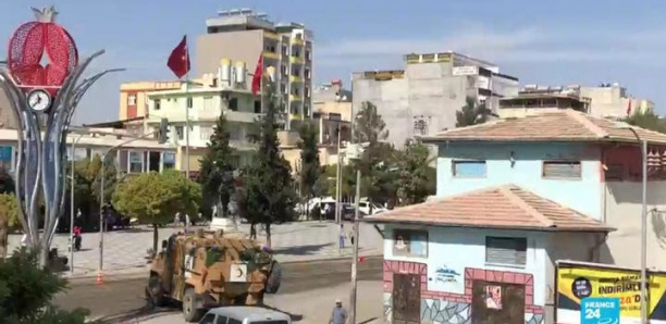 À la rencontre des habitants de Suruç, ville kurde du sud de la Turquie