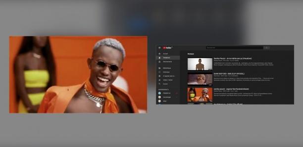 Samba Peuzzi : Trois vidéos à la tête des tendances Youtube