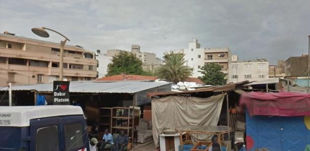 La Salle de vente, symbole de la débrouillardise, au cœur de Dakar