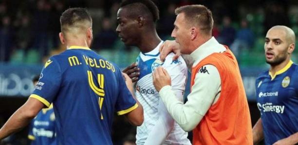 Racisme : les vérités poignantes de Mario Balotelli sur les incidents face à Vérone