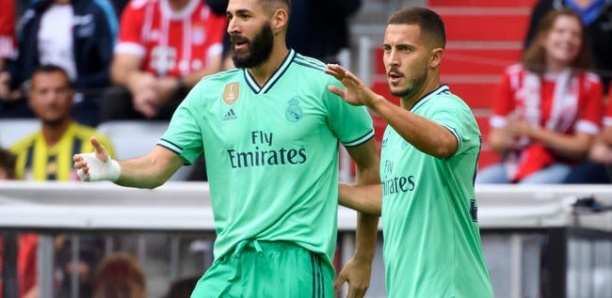 Real : Benzema s'amuse à effacer Thierry Henry des tablettes