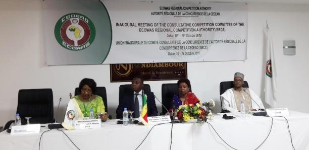 Concurrence dans l'espace Cedeao : l'Autorité régionale tient sa première session inaugurale