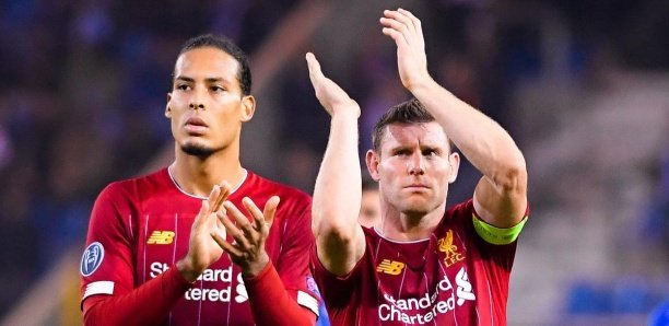 Liverpool : Van Dijk