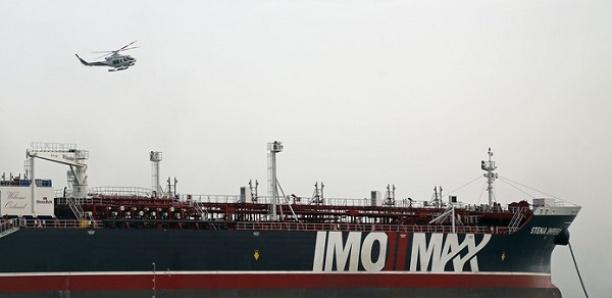 """""""La saisie du pétrolier britannique était une mesure légale"""", affirme l'Iran"""