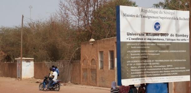 Quatre étudiants interpellés à l'Université de Bambey