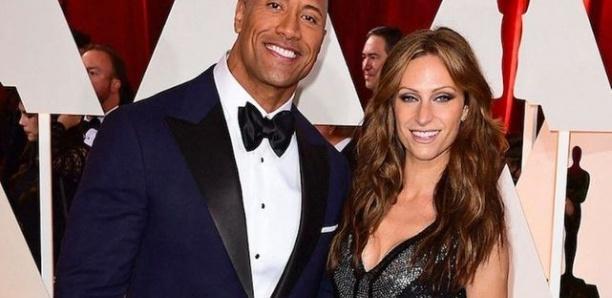 Dwayne Johnson : Le comédien le mieux payé d'Hollywood dévoile les photos de son mariage !