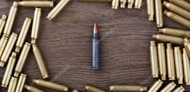 Vol de cartouches d'Ak-47 : Des munitions prohibées entre les mains de l'armée sénégalaise ?