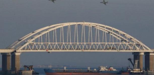 Incident naval russo-ukrainien près de la Crimée : le film des événements
