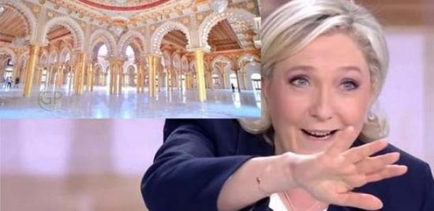 Un proche de Marine Le Pen critique sévèrement la mosquée Massalikoul Djinane
