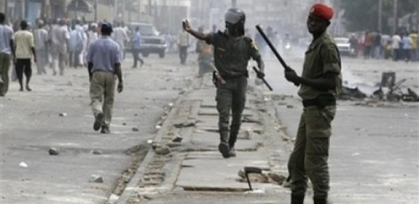 L'insécurité au Sénégal: à qui la faute?