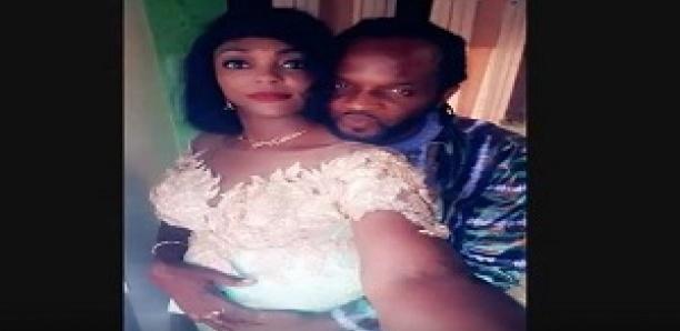 Sagnsé Tabaski La magnifique épouse de Cheikhouna Wiri wiri se dévoile!