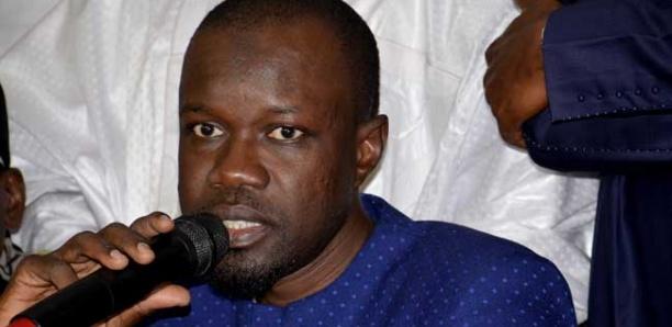 Ousmane Sonko remercie les députés de l'opposition