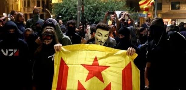 En Espagne, des centaines de milliers de manifestants indépendantistes dans les rues de Barcelone