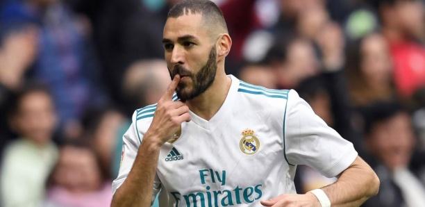 Real Madrid : Karim Benzema dépasse Hugo Sanchez