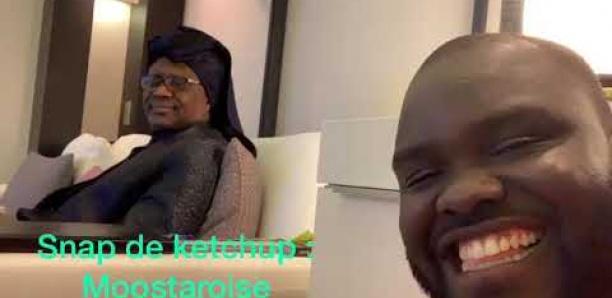 Cheikh Modou kara demande à ketchup de changer son nom ketchup à