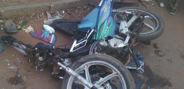 Kolda: Un véhicule renverse trois Jakartamen et fait deux morts