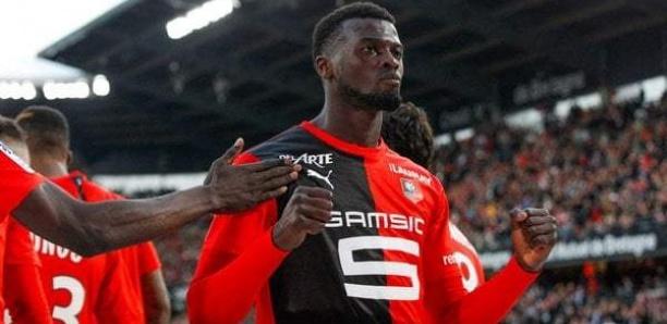 Amical : Mbaye Niang buteur contre Saint-Étienne