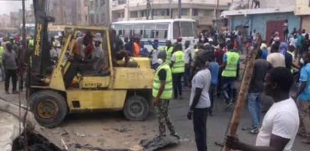 Rufisque : Le boulevard Maurice Guèye complètement dégradé