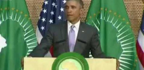 Quand Obama faisait la leçon aux dirigeants africains qui s'accrochent au pouvoir