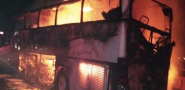 Arabie Saoudite : Trente-cinq morts dans la collision entre un autocar et un engin de chantier