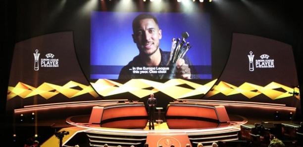 Eden Hazard élu meilleur Joueur de l'Europa League 2018-2019