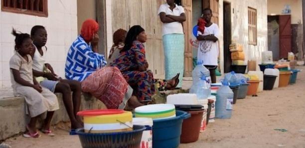 Dakar pourrait  connaitre une coupure d'eau