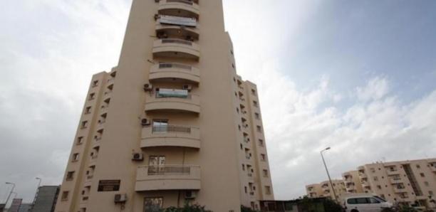 Cité Keur Gorgui : Un vigile tombe du septième étage d'un immeuble