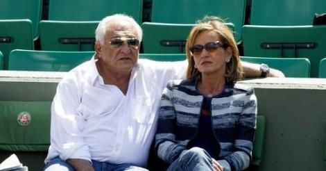 Qui est la nouvelle femme de DSK?