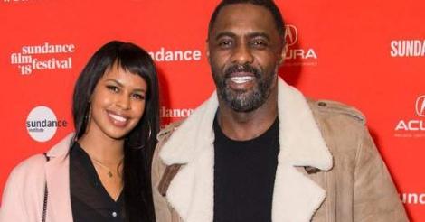 Idris Elba vient de se fiancer dans un petit cinéma de Londres