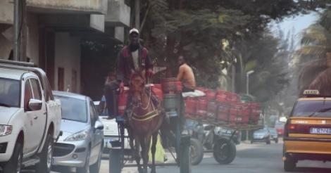 Distribution de gaz à Dakar : Les charrettes de tous les dangers