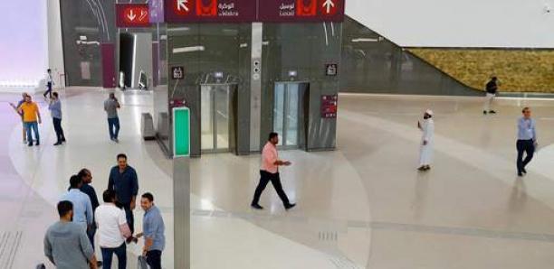 La première ligne de métro du Qatar a été inaugurée