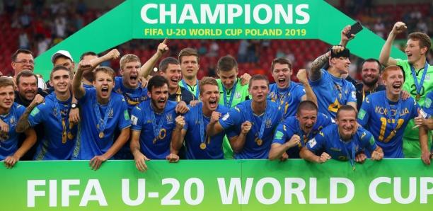 Mondial U20 : L'Ukraine sacrée championne du monde des moins de 20 ans