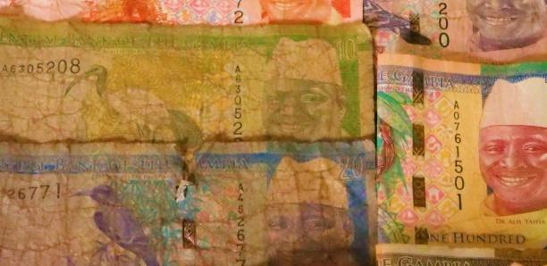 Gambie: De nouveaux billets de banque sans le visage de Yahya Jammeh