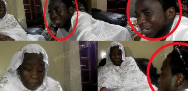 Single polémique : À genoux devant la famille de Baye Niasse, Sidy Diop demande pardon