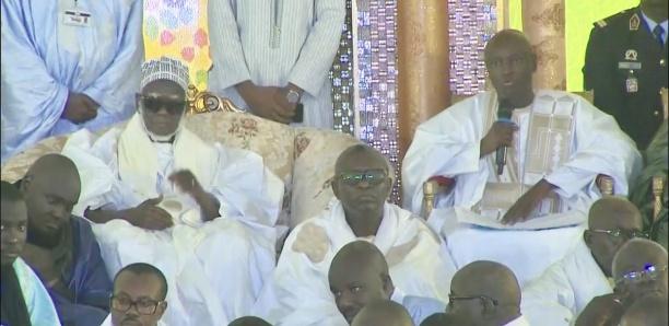 Aly Ngouille Ndiaye : « Serigne Mountakha a joué un rôle important dans la consolidation de la paix sociale »