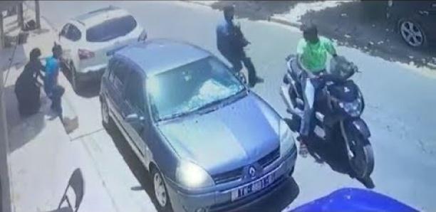 Un citoyen propose le pactole à celui qui identifiera deux agresseurs sur une vidéo