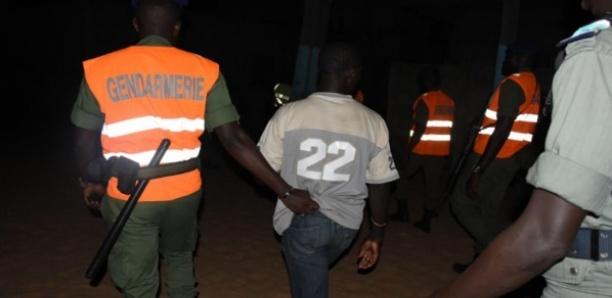 Saint-Louis : Un présumé meurtrier et un évadé de prison arrêtés en Mauritanie